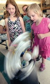 Windmill project teaches kids science, math, engineering - Gazettextra | Education | Scoop.it