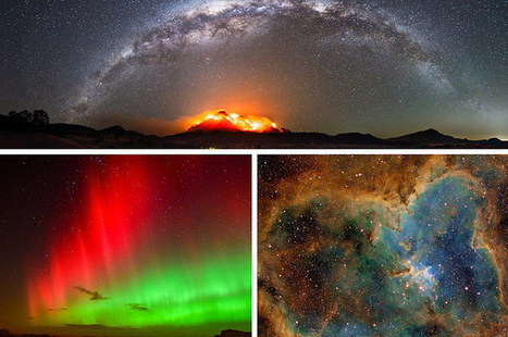 16 Giddying Astronomy Photos That Are Out Of This World | Out of This World Earth Science | Scoop.it