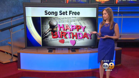 'Happy Birthday' song copyright claims are invalid, federal judge rules | English Usage for French Insights | Scoop.it