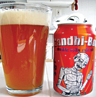 Gandhi branding on beer cans gets lawyer's goat - The New Indian Express | INTRODUCTION TO THE SOCIAL SCIENCES DIGITAL TEXTBOOK(PSYCHOLOGY-ECONOMICS-SOCIOLOGY):MIKE BUSARELLO | Scoop.it