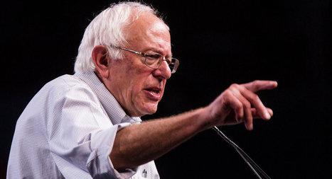 Sanders Slams 'Obscene' Hollywood Fundraiser for Clinton | Global politics | Scoop.it