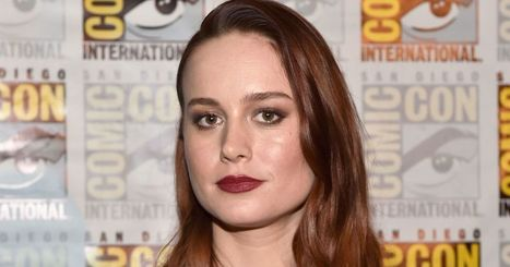 Brie Larson offers first peek at her Captain Marvel look via Twitter | Comic Book Trends | Scoop.it