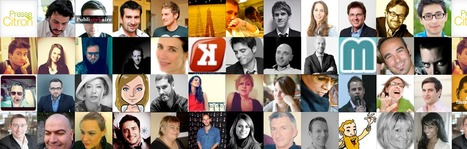 La liste des 50 comptes Twitter « Social Media » à suivre en France | Social media manegement | Scoop.it
