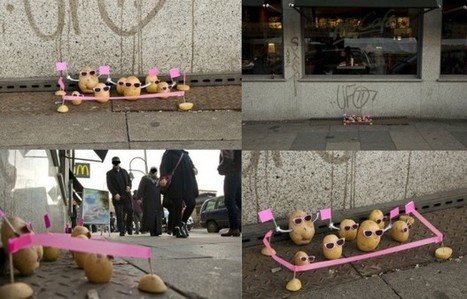 McDonalds verpasst Chance zum Low-Budget Viral-Marketing ...   Guerilla-Marketing und Guerilla-Sales   Scoop.it