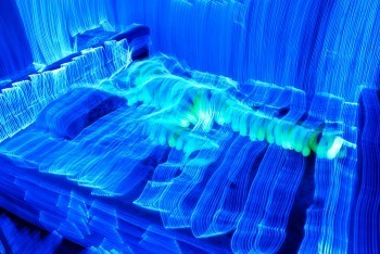 Topographic Light Painting Maps Rooms and People in 3-D | Communication design | Scoop.it