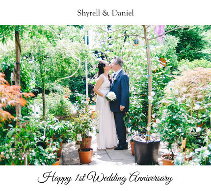 Happy 1st wedding anniversary to Shyrell and Daniel. We are very grateful for… | Cebu Wedding Photography | Scoop.it