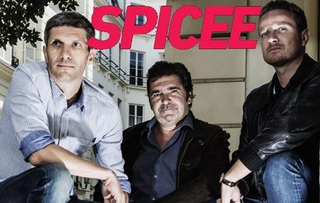 Spicee, la web TV qui veut réinventer la télé | DocPresseESJ | Scoop.it