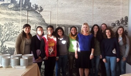 FIDE WOM training camps for talented girls | les échec | Scoop.it