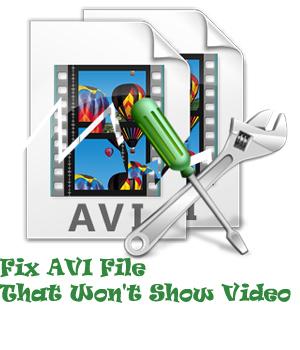 Fix AVI File That Won't Show Video | File Repair Tool | Scoop.it