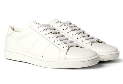 "Les ""Stan Smith"" Saint Laurent Paris - Tendances de mode 