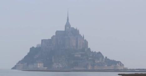 El impresionante vídeo de la marea del siglo en el monte Saint-Michel | tecno4 | Scoop.it
