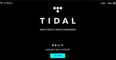 Las estrellas del pop ponen en marcha su 'streaming' Tidal High Fidelity Streaming | El Pais | Radio 2.0 (En & Fr) | Scoop.it