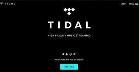 Las estrellas del pop ponen en marcha su 'streaming' Tidal High Fidelity Streaming | El Pais | Radio 2.0 (En & Fr) | Scoop.it