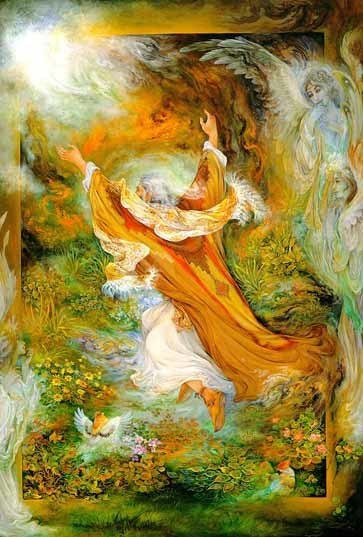 From the Fountain of Fire | Sufi Mystic & Poets | Scoop.it
