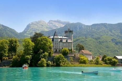 Destination fraîcheur : se baigner dans les lacs de montagne | Outdoor Digital Strategy | Scoop.it