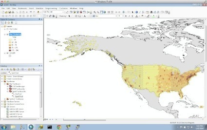 Apache Spark, Spatial Functions and ArcGIS for Desktop | Big data analytics | Scoop.it