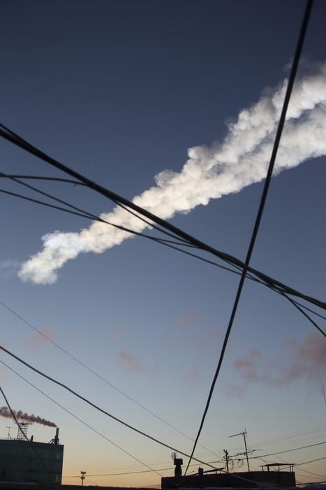 O meteorito de 10.000 toneladas | geografia online | clip | Scoop.it