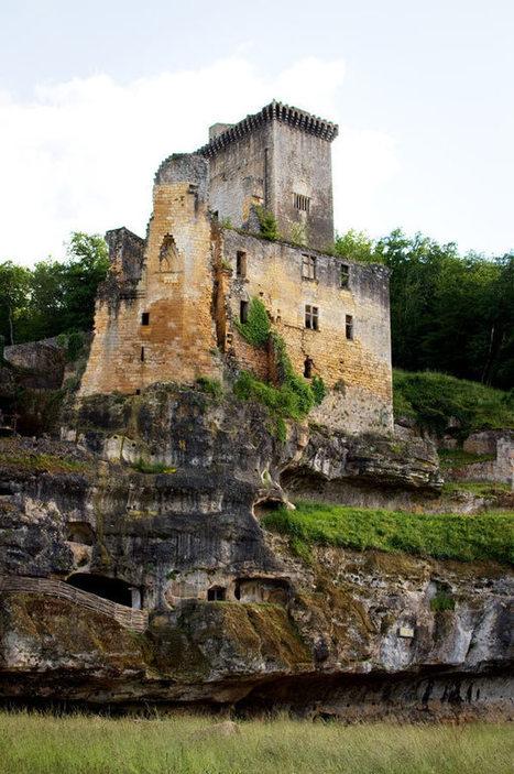 Visite guidée du Château de Commarque en Périgord ... | dordogne - perigord | Scoop.it