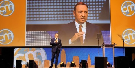 Kevin Spacey en het sprookje van de marketeer als storyteller | Content marketing | Scoop.it