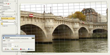 Initiation complète à GIMP, logiciel libre de retouche d'images | Web2.0 et langues | Scoop.it
