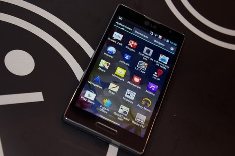 LG Optimus L9, primeras impresiones | Mobile Technology | Scoop.it