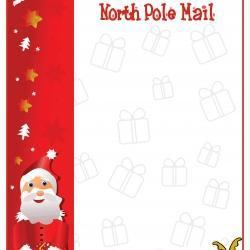Download 10 Places to Get Printable Santa Letters | Christmas Fun for ...