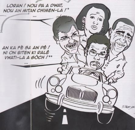 Le blues des Républicains avant les Régionales  (Guadeloupe) | Veille des élections en Outre-mer | Scoop.it