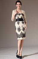 [EUR 129,99] eDressit 2014 Nouveauté Champagne Deux-Pièces Dentelle Robe Courte (26145014)   les plus belles robes de soirée   Scoop.it