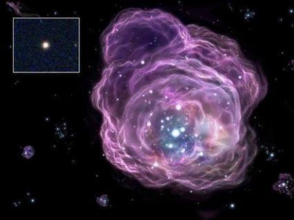 De l'antimatière naissait dans certaines des premières étoiles | Mars et astronomie | Scoop.it