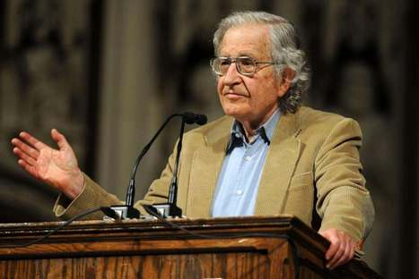 Noam Chomsky: Indigenous People Are In The Lead #IdleNoMore @IdleNoMore4   Nature and Culture   Scoop.it