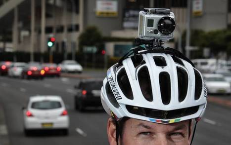Cyclists with video cameras - Sydney Morning Herald (blog)   Active Commuting   Scoop.it