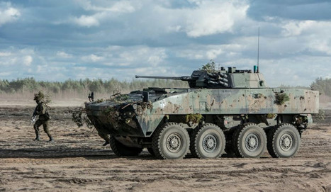 Polish Army Procures the ROSOMAK BMS Battlefield Management System. It is to be implemented in case of 4500 vehicles. | Procurement | Scoop.it