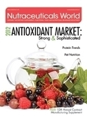 2012 Antioxidant Market: Strong & Sophisticated - Nutraceuticals World | FoodieDoc says: | Scoop.it