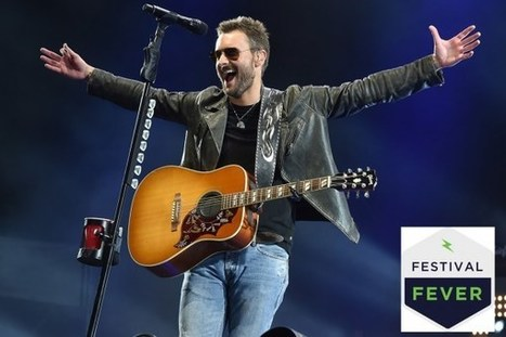WE Fest 2016 Lineup: Eric Church | Country Music Today | Scoop.it