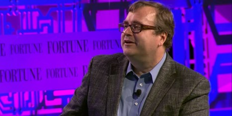 LinkedIn co-founder reluctantly admits that its design is bad | Xposed | Scoop.it