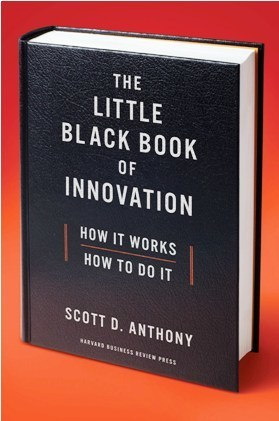 """Thought Readership #11: Innovation Curation: Scott D. Anthony's """"Little Black Book""""   Kevin I Mills   Scoop.it"""