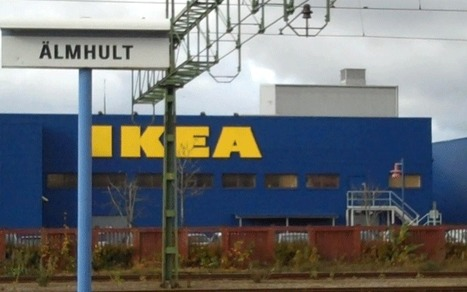 Welcome to Ikea town | Strange days indeed... | Scoop.it