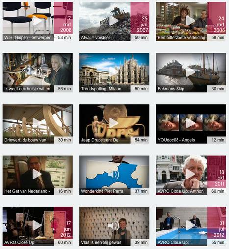Design: free (Dutch) documentaries online | Creative Feeds | Scoop.it