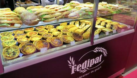De passage au Sandwich & Snack Show 2013… | painrisien | Sandwiches | Scoop.it