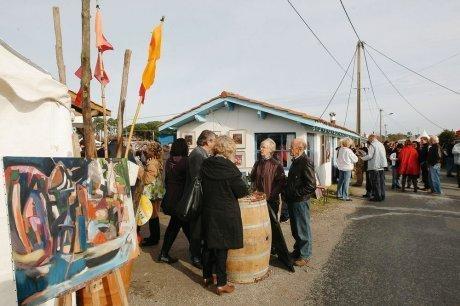L'huître d'hiver en fête dans les cabanes à Andernos-les-Bains   Le Bassin d'Arcachon   Scoop.it