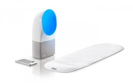 Withings Aura pour un sommeil connecté !   Innovation santé   Scoop.it