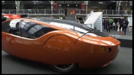 3D Printed Cars a Reality? Take a Ride in One: Video   3-D printing technology   Scoop.it
