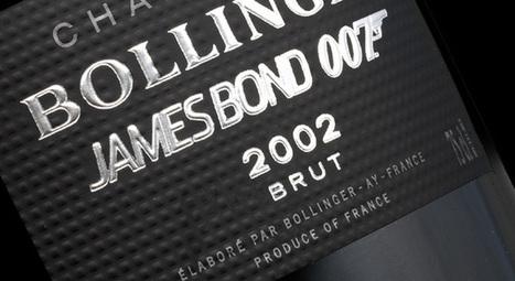 Bollinger especial James Bond - Licença paragelar!   30 prendas criativas que fazem toda a diferença!   Scoop.it