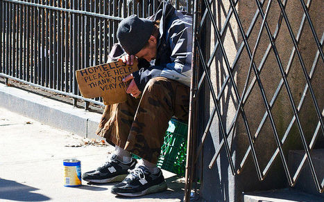 How Smartphones Throw the Homeless a Lifeline | DGTS Digital | Scoop.it