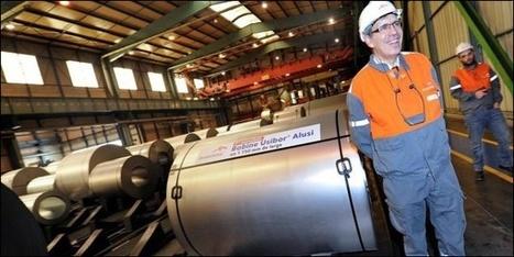 L'essentiel Online - Un acier unique au monde arrive à Florange - News | Actu de l'industrie | Scoop.it