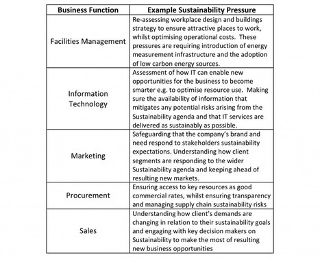 Where is your business on its Sustainability journey? | Sustainable Futures | Scoop.it