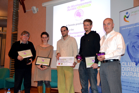 4 lauréats récompensés par les Trophées du DD 2012 | Ardesi - Développement durable | Scoop.it