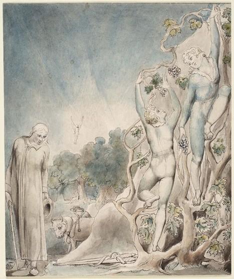 William Blake: Religion and Psychology: AS LITTLE CHILDREN | MDERIKJ PSICOLOGÍA | Scoop.it