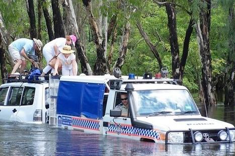 Australia flood death toll rises; rains cause more havoc   Accidents Forensics - OHS   Scoop.it