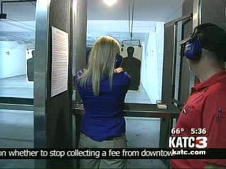 More Women Buying Guns - KATC Lafayette News | Guns | Scoop.it